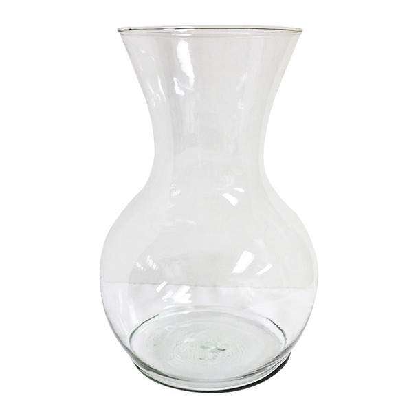 "14""H Bombay Glass Vase"