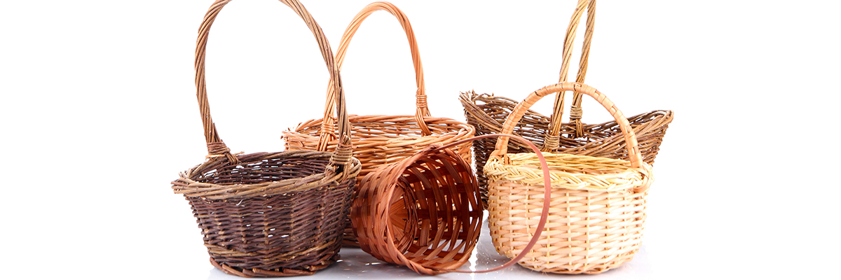 Wholesale Florist Baskets