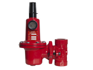 """The RG20 is commonly referred to as """"Little Joe,"""" is a direct spring operated, pressure regulator. (Photo)"""