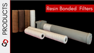 Resin Bonded Filter | Product Video