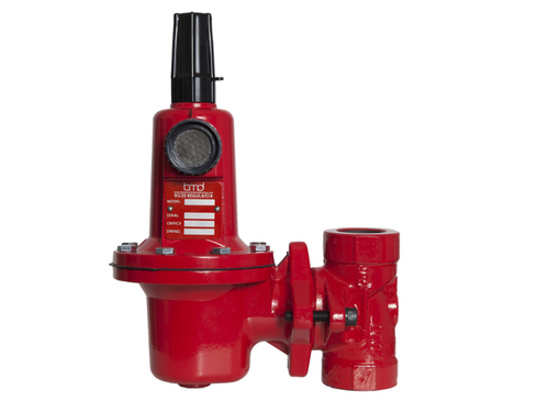 "The RG20 is commonly referred to as ""Little Joe,"" is a direct spring operated, pressure regulator. (Photo)"