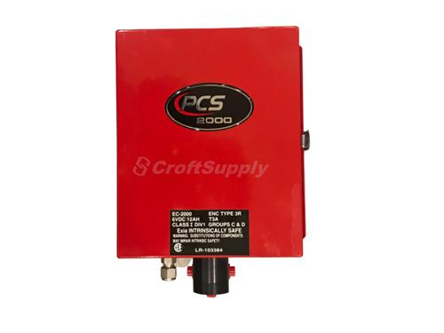 PCS2000 Controller EC2000B-CND (Timer Box)