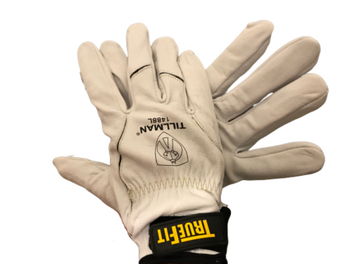 Tillman Welding Gloves Top grain Kevlar/Goatskin Super