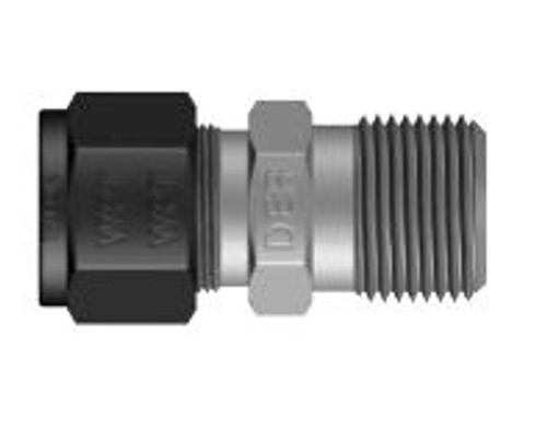 CS-Lok® Tylok Male Connector Tube Fittings are made to strict quality control standards (Picture)