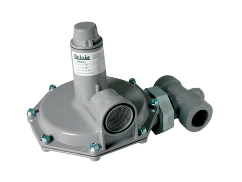 The Type P143 pressure regulator is ideal for natural gas, air, propane and general purpose gas pressure regulation.