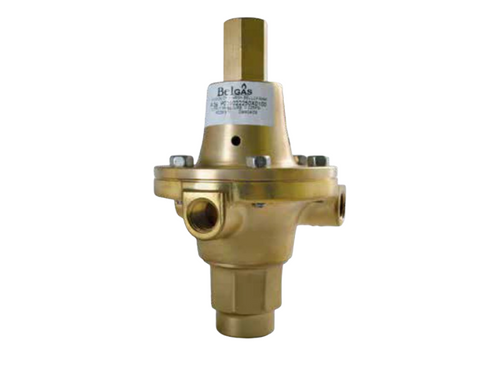 The BelGAS P39 regulator selection is the largest of its type in the industry and offered in three different materials.