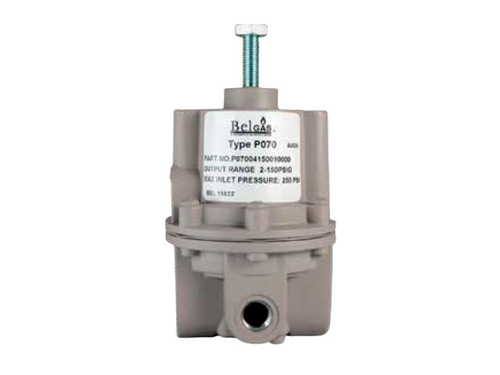 The BelGAS P70 Regulators are reliable precision units designed for instrumentation and general-purpose use.
