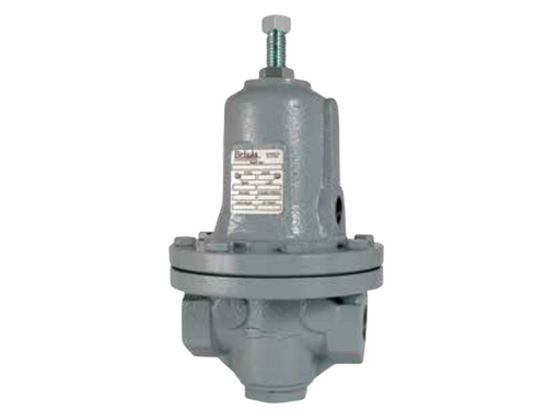 The P95H is a pressure reducing regulator with large capacity and suited for uses in oil and gas, steam, and liquids.