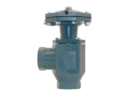 The BelGAS P4500 series is a diaphragm operated dump valve.