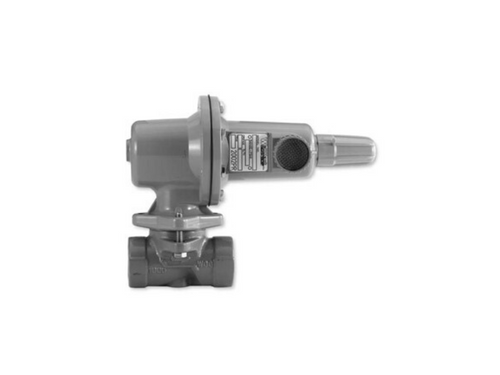 WellMark 2002PR Series (Little Joe) Regulator designed for flexibility and is for low and high-pressure systems.
