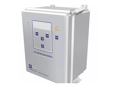 The system has the ability to operate four different modes of application: Flare, Flare Plus, Igniter and BMS.