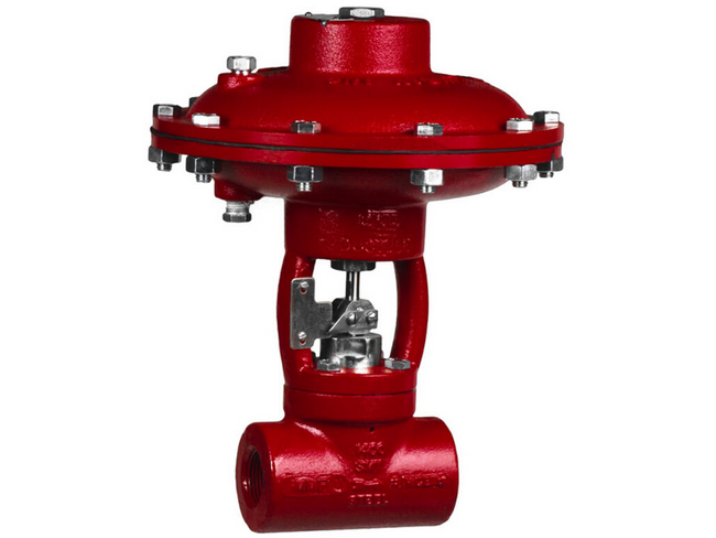 "1"" Kimray Valve. Used as Dump Valve or Pressure Regulator."