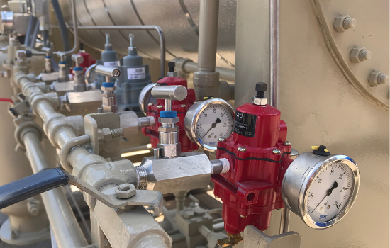 What is a Gas Pressure Regulator?