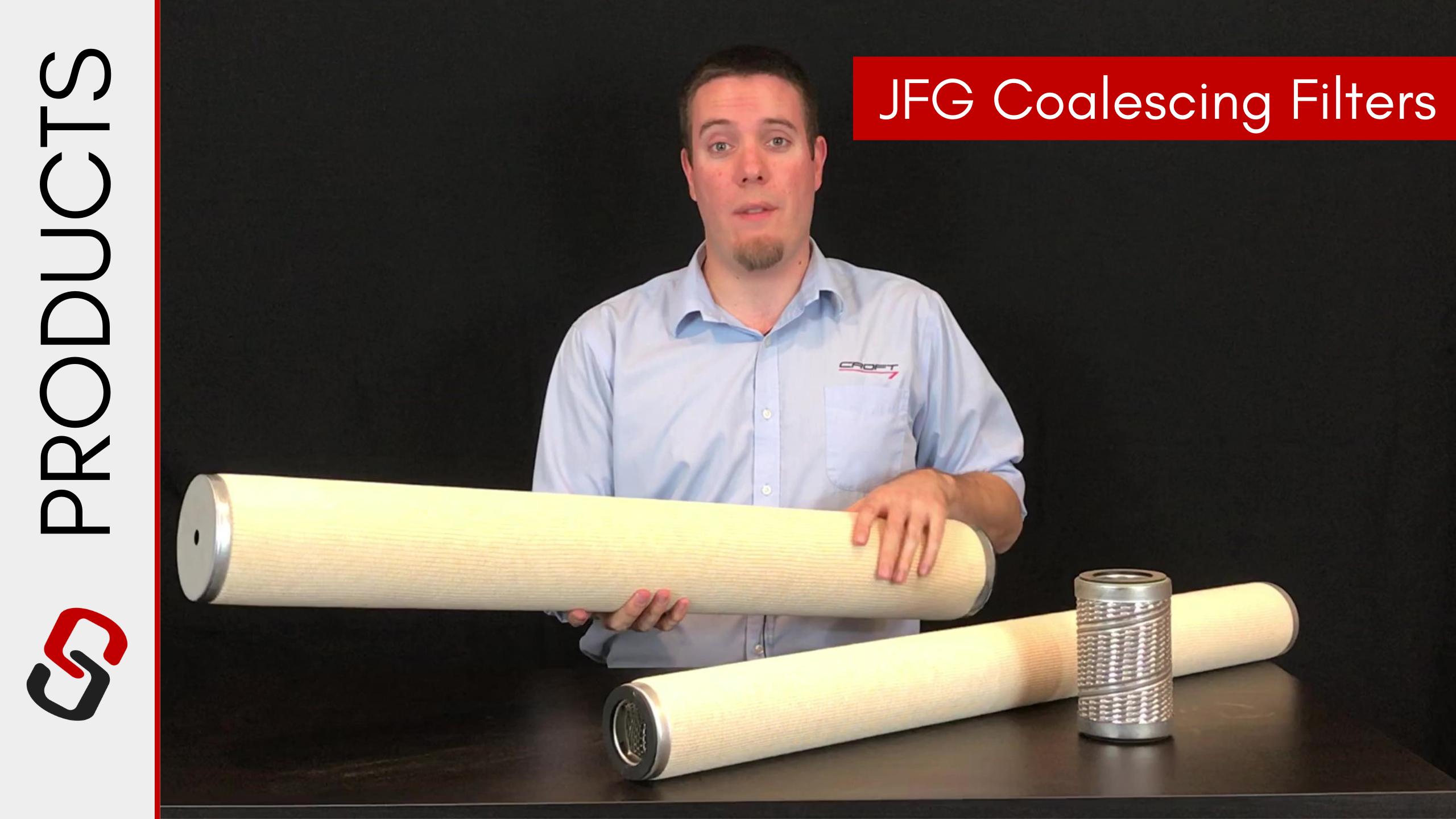 JFG Coalescing Filters | Product Video