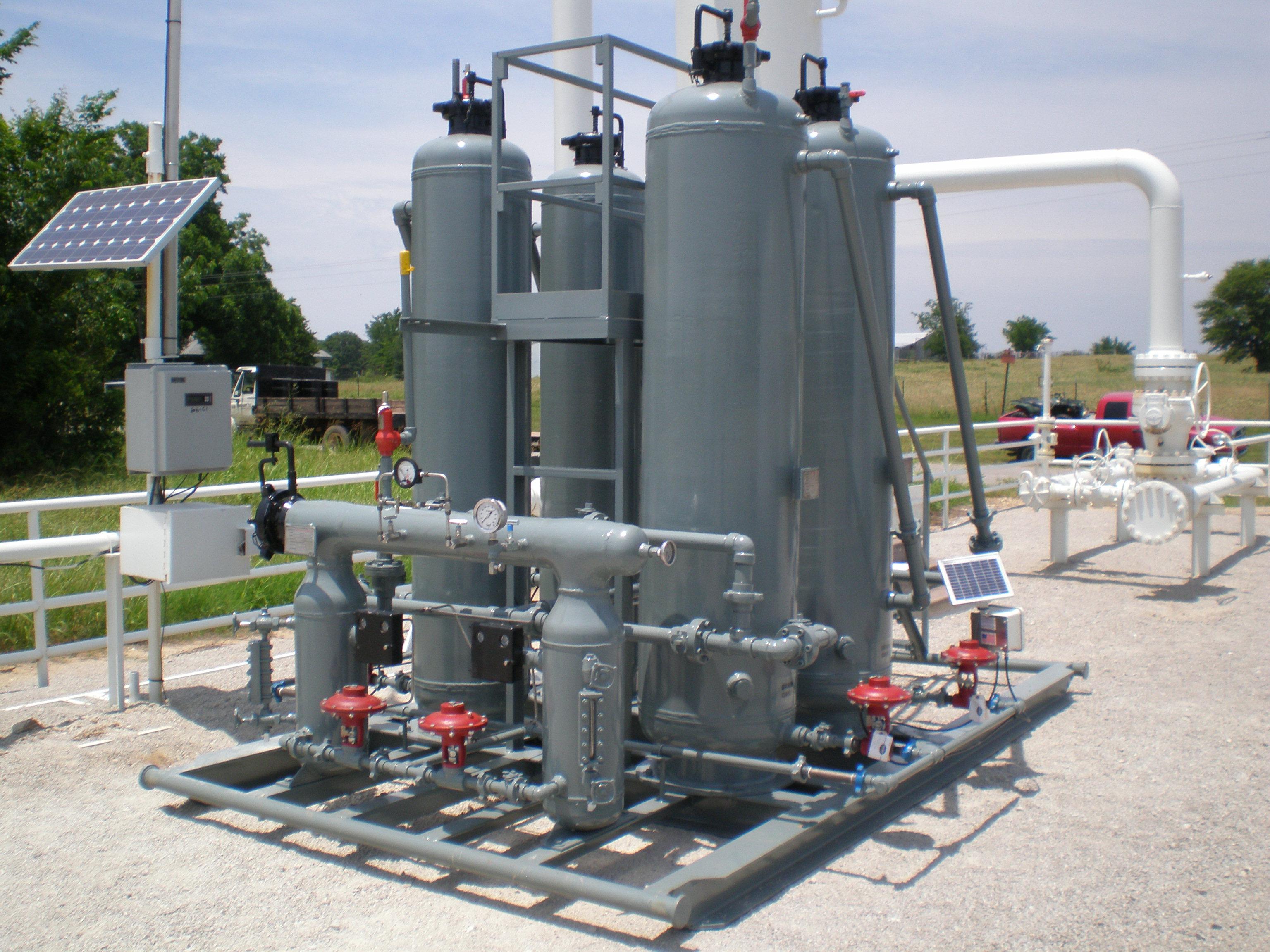 CROFT Passive Dehydration System (PDS)
