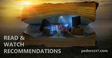Pedors Pedoscope Read & Watch Recommendations