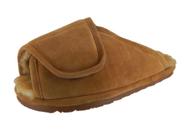 Step In Slipper Side View