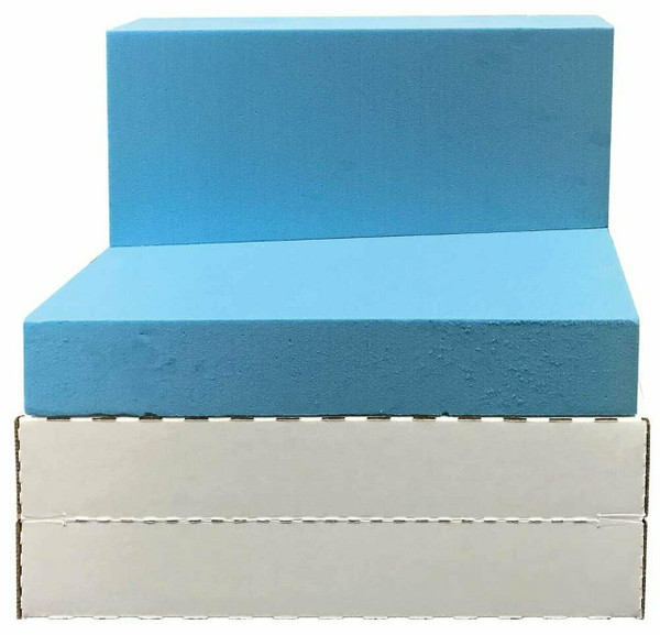 Foam Impression Boxes - CASE OF 10