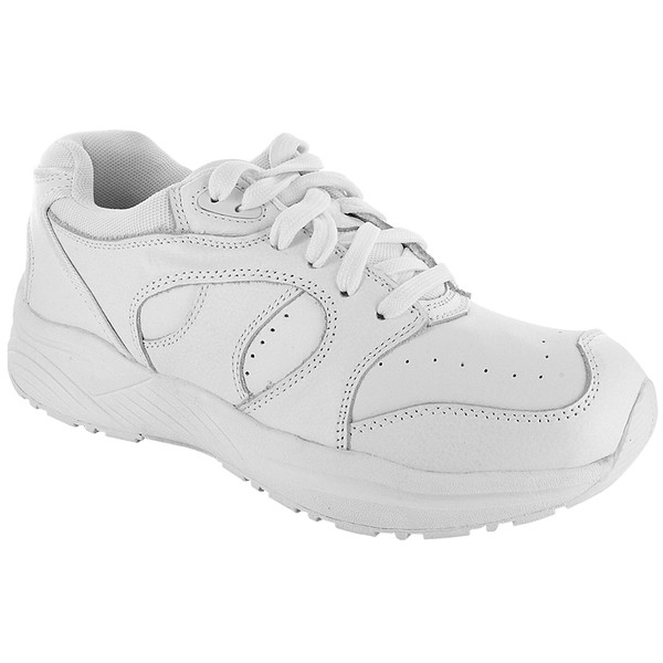 Genext by Pedors Athletic Lace White Profile