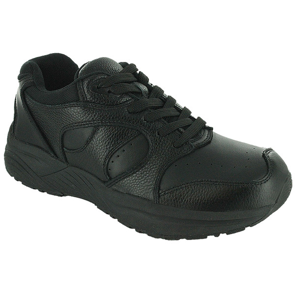 Genext by Pedors Athletic Lace Black Profile