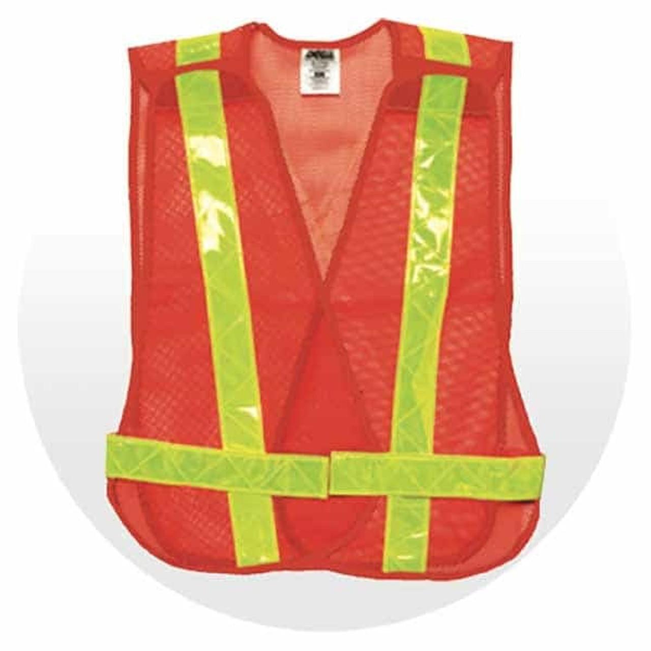 Reflective Safety Vests & T-Shirts