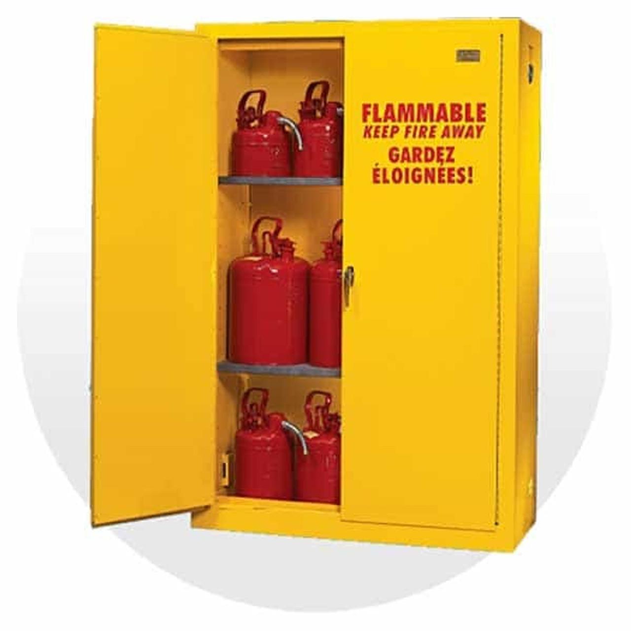 FM (Non-Insulated) Storage Cabinets