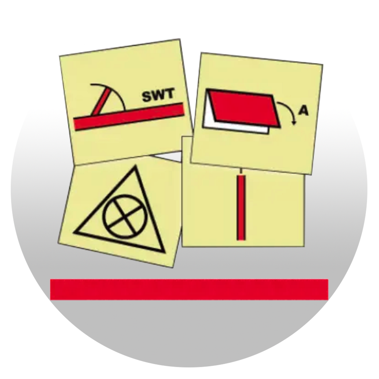 Signs for Structural Fire Protection