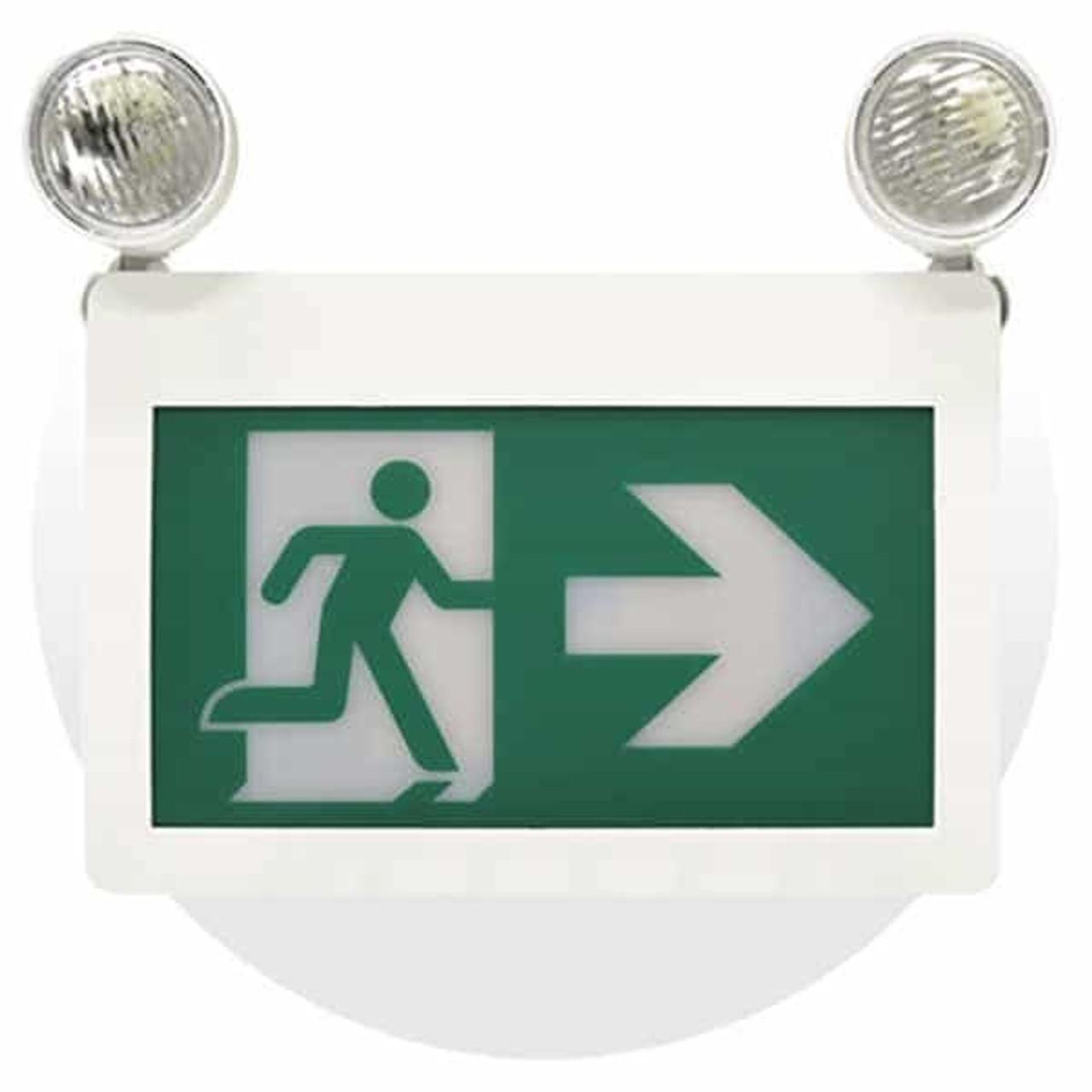 Egress & Evacuation Signs