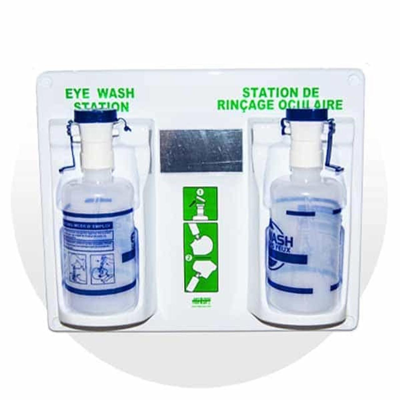 Eyewash Stations & Accessories