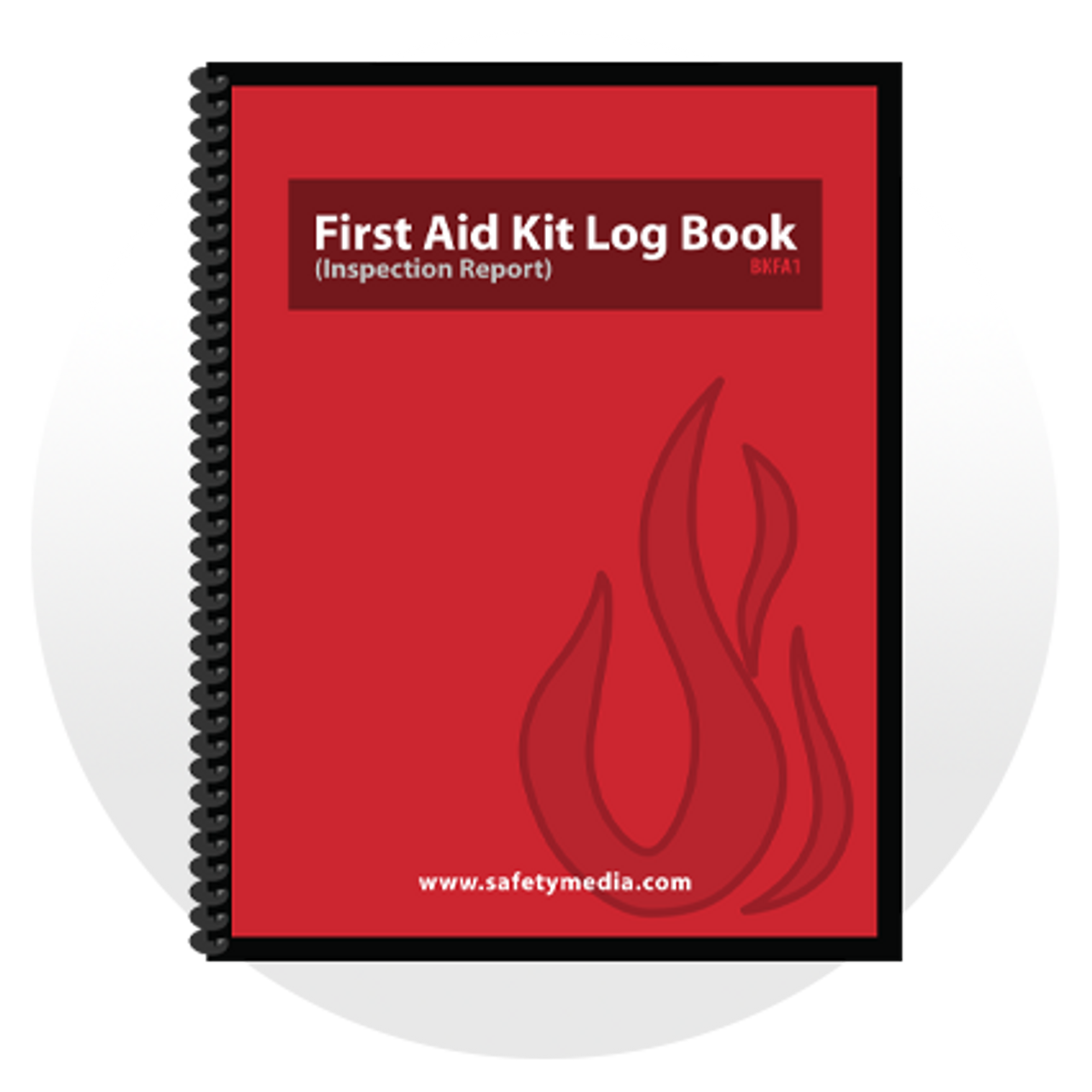 First Aid Log & Reference Books