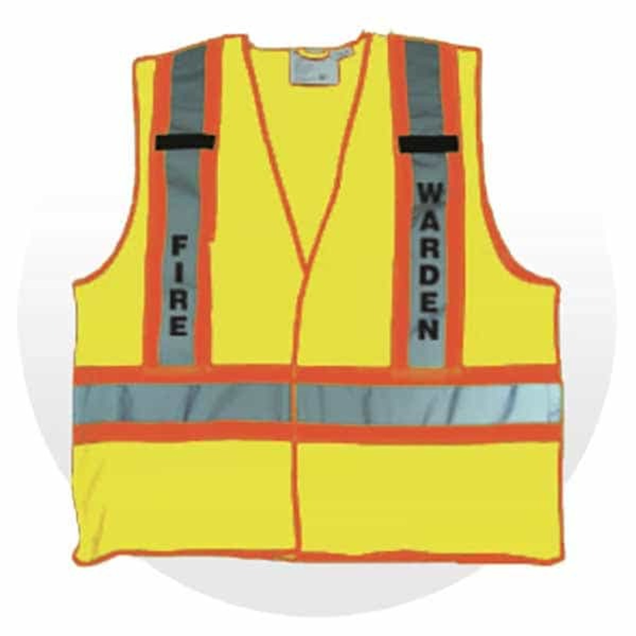Fire Warden Vests & Kit