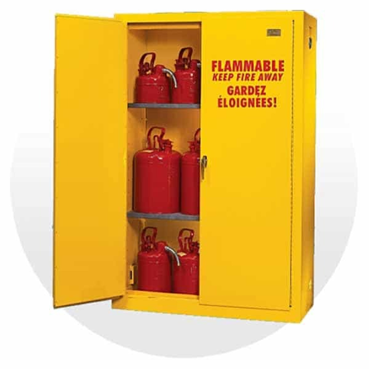 WB (Insulated) Storage Cabinets