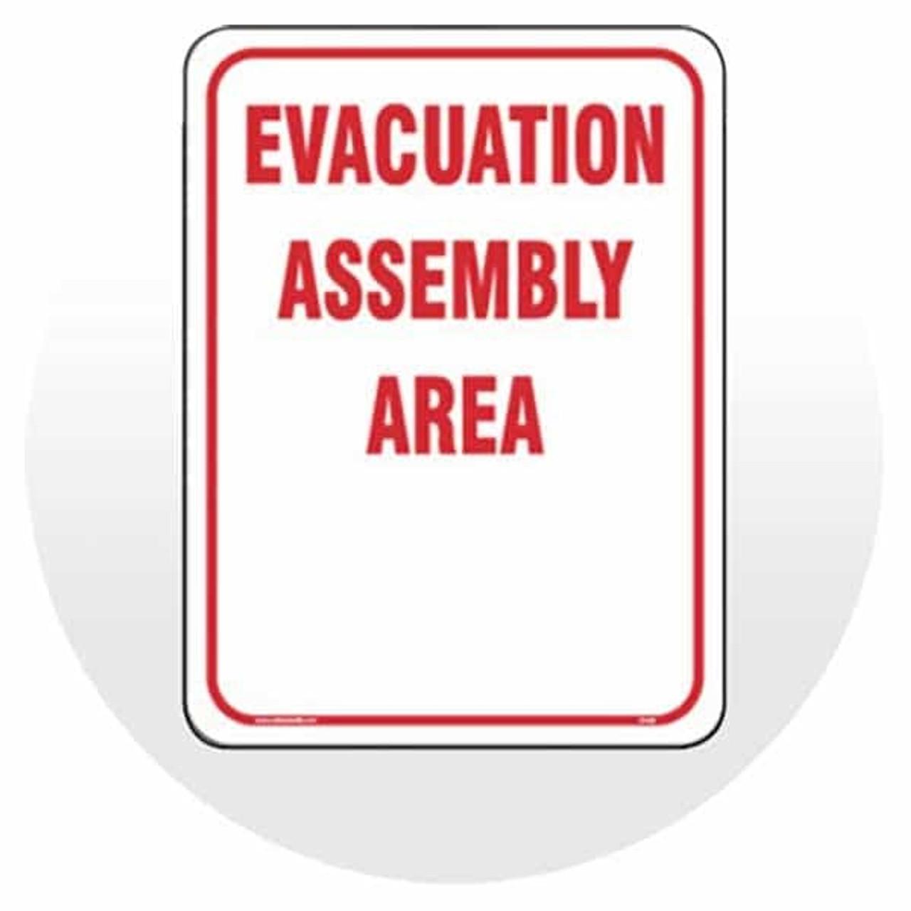 Evacuation Signs & Door Signs