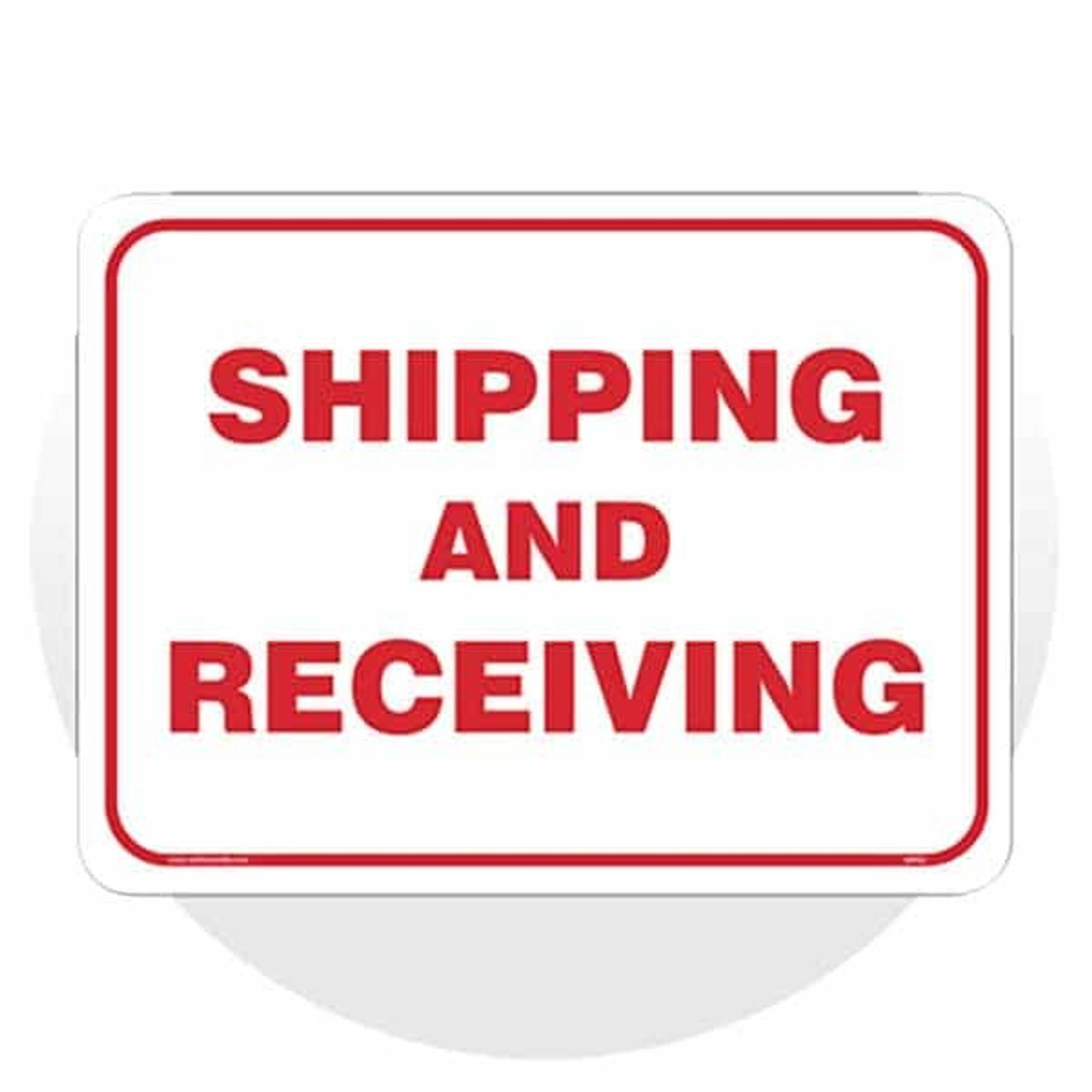 Shipping, Traffic & Parking Signs
