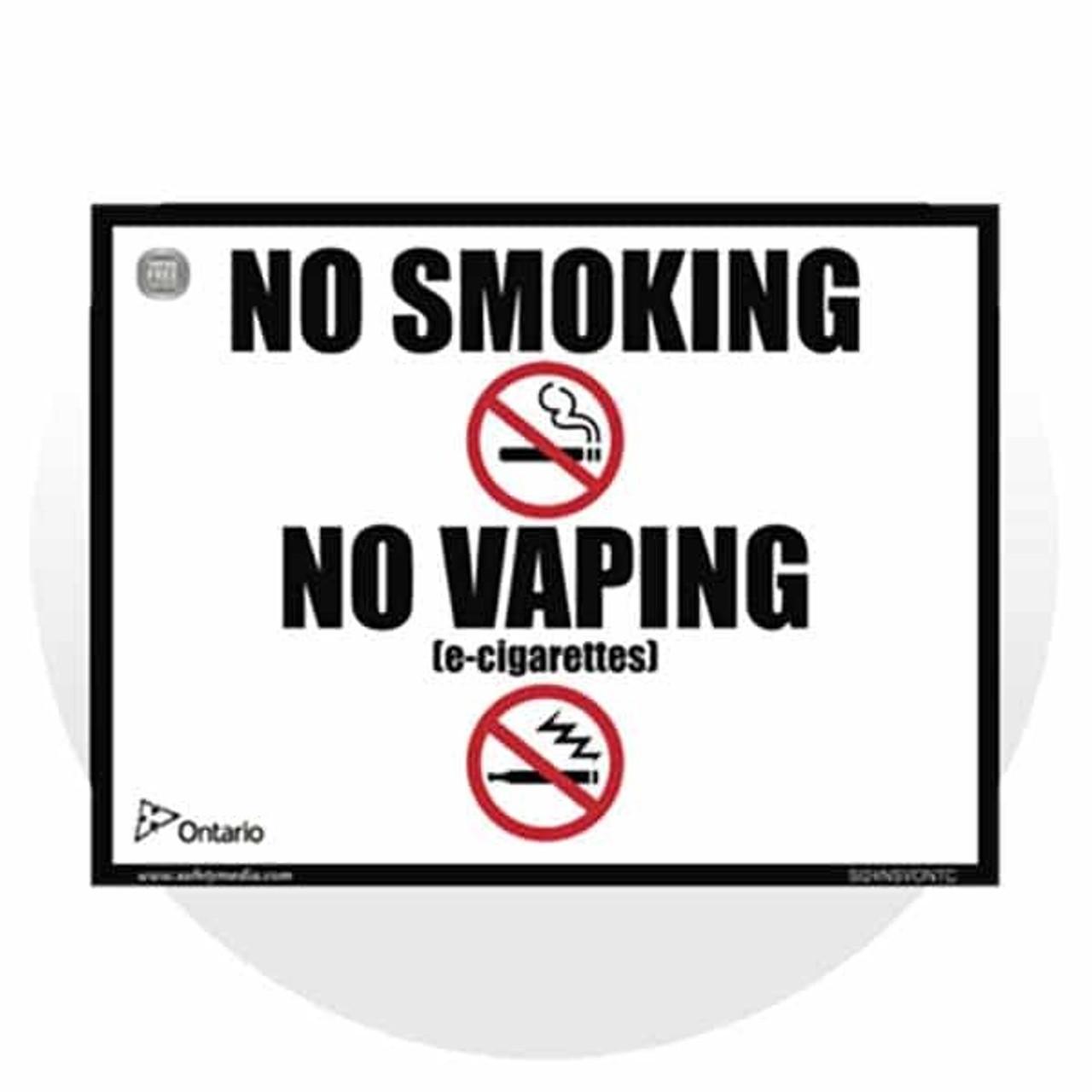 Smoke Free Ontario & No Smoking Toronto