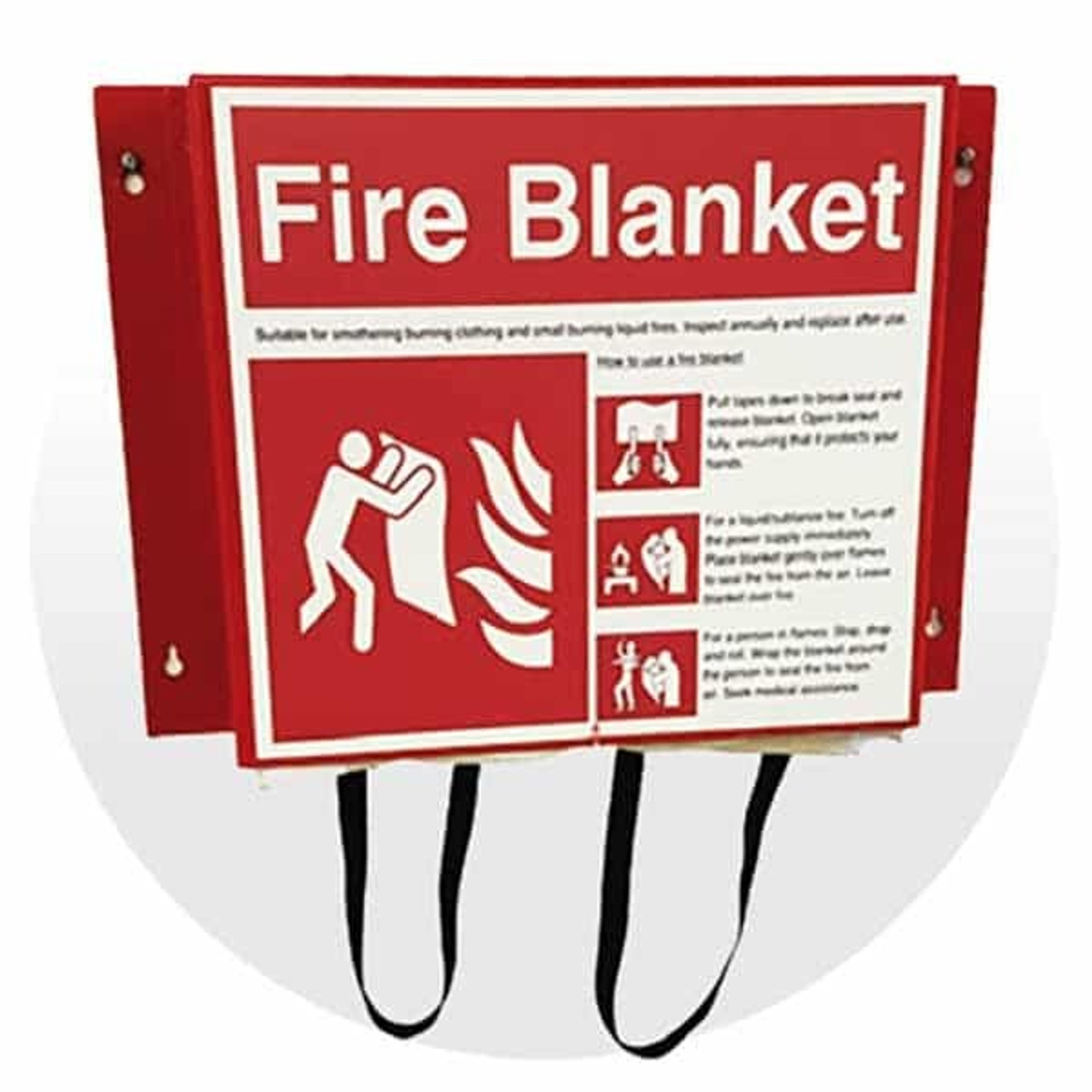 Fire Blankets & Accessories
