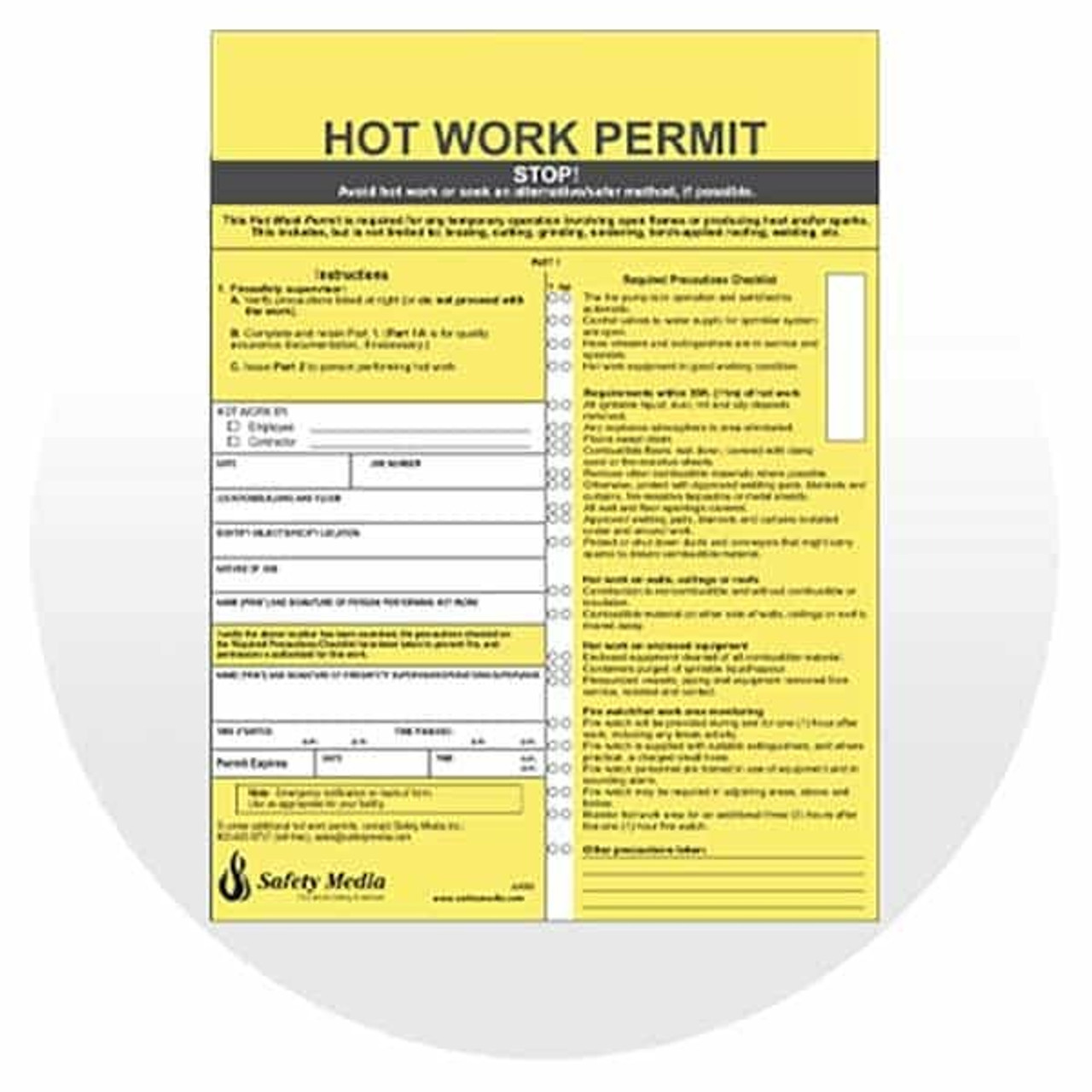 Safety Compliance Documents