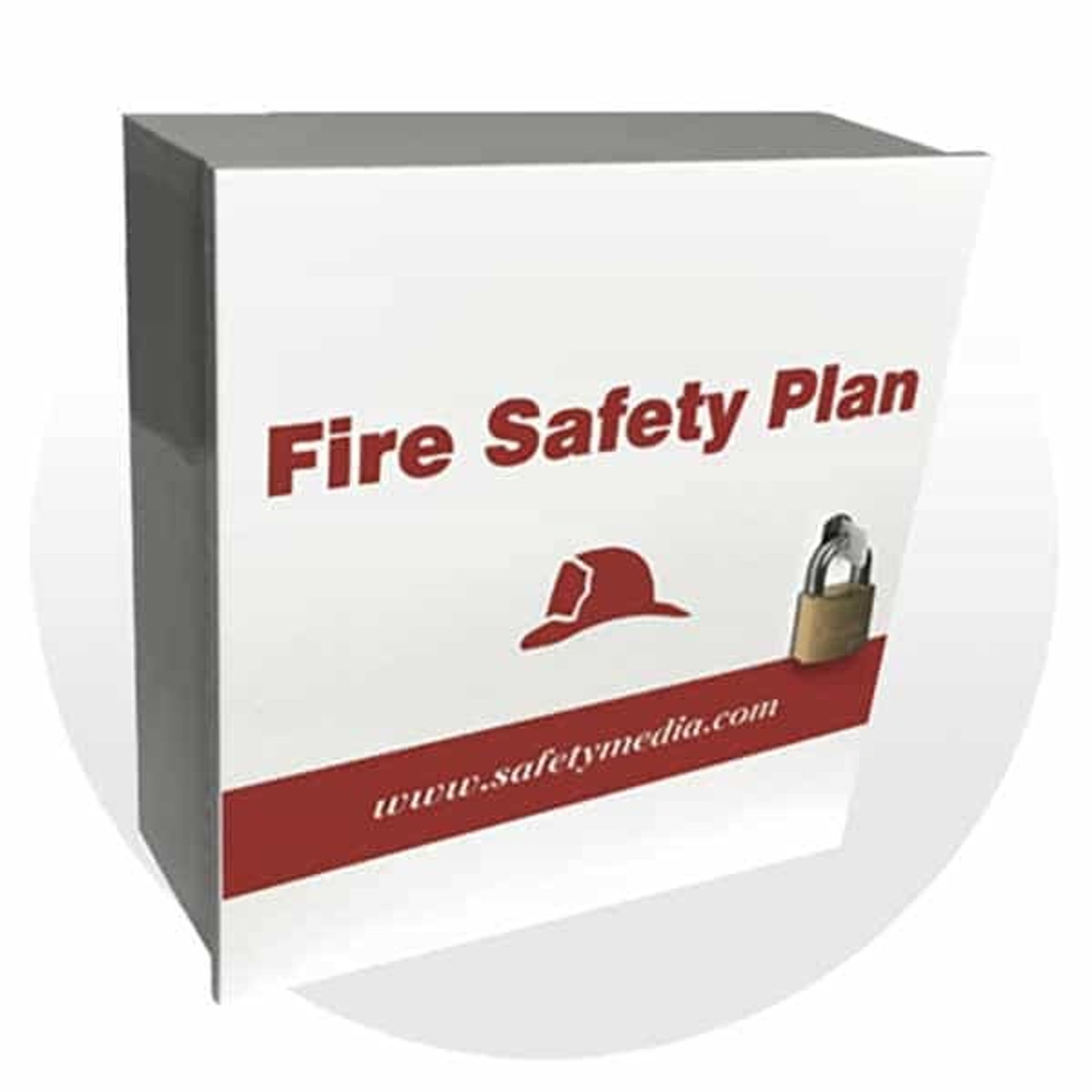 Fire Safety Plan Boxes & Accessories