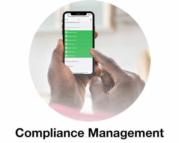 Compliance Management Page Link