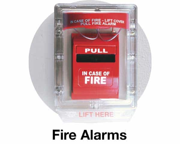Fire alarms article link