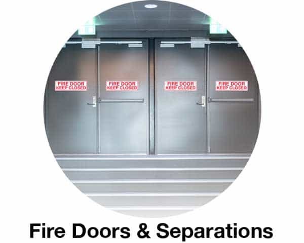 fire closures and separations article link