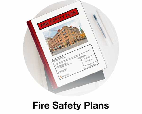 Fire Safety Plans Page Link