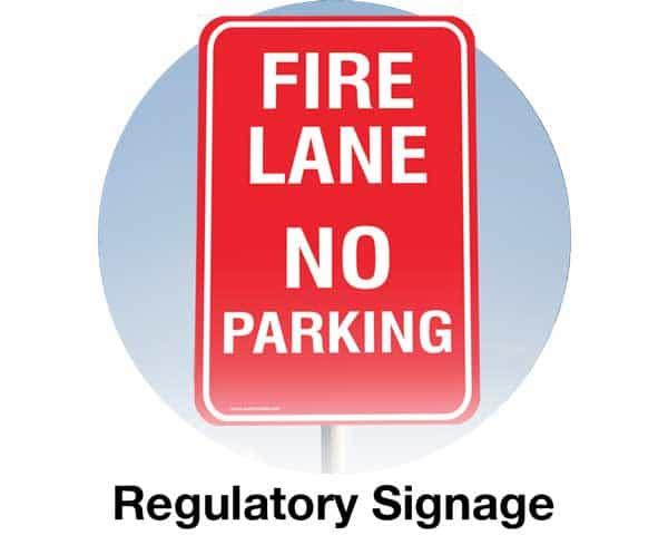 Regulatory Signage Article Link