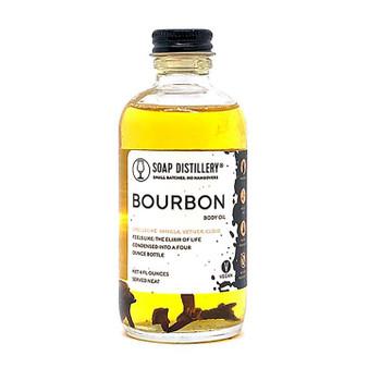 Bourbon Body Oil