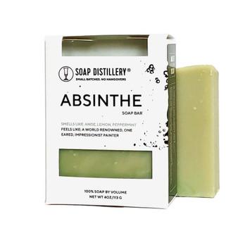 Absinthe Soap