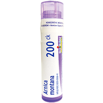 Homeopathic Arnica 200ck