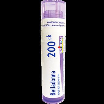 Homeopathic Belladonna 200CK
