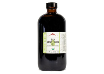 Sea Buckthorn Oil - 2 oz
