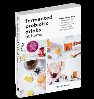 Fermented Probiotic Drinks book