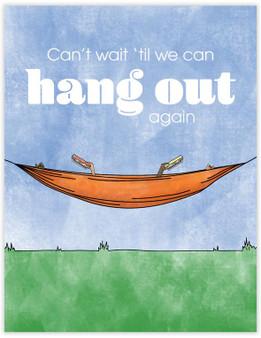 Card - Hang Out